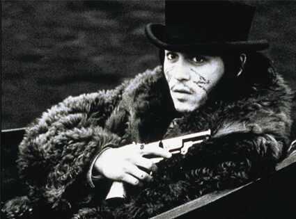 Johnny Depp, Dead Man