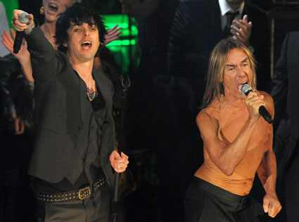 Billie Joe Armstrong, Iggy The Stooges