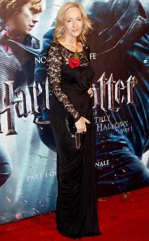 &iexcl;J. K. Rowling anuncia una nueva saga inspirada en <em>Harry Potter</em>!
