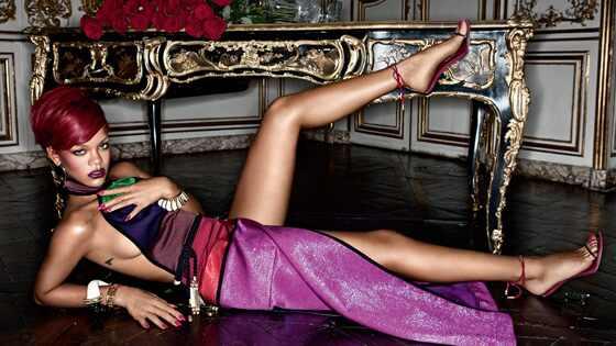 Rihanna, MALKIN ONLY