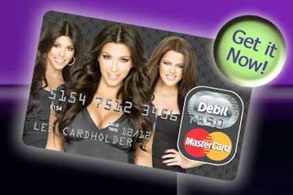 Kardashian, Credit Card