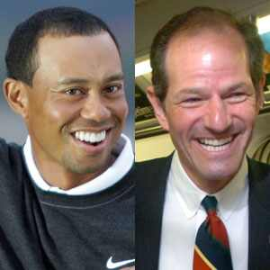 Tiger Woods, Elliot Spitzer