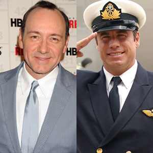Kevin Spacey and John Travolta again confront gay rumors; it's getting ...