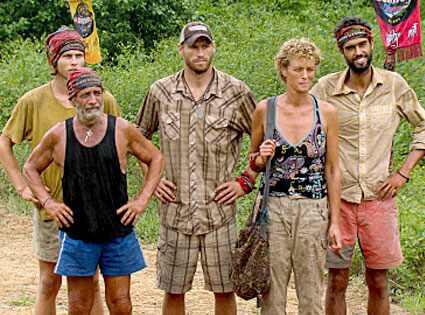 Survivor, Dan Lembo, Judson Birza, Chase Rice, Holly Hoffman, Matthew Lenahan