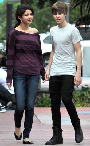 La presunta coppia Justin Bieber e Selena Gomez sembra pronta a riempire il