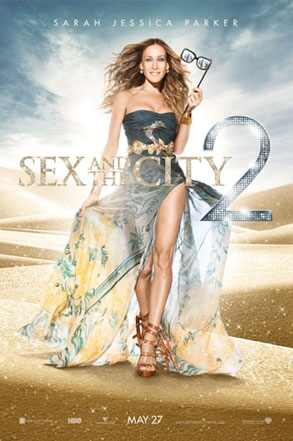 Sex And The City Movie 2, SATC, Sarah Jessica Parker, Movie Poster