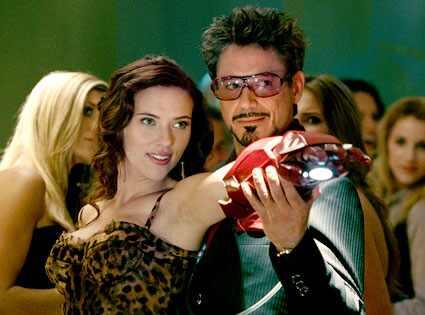 5) Iron Man 2 (Homem de Ferro)