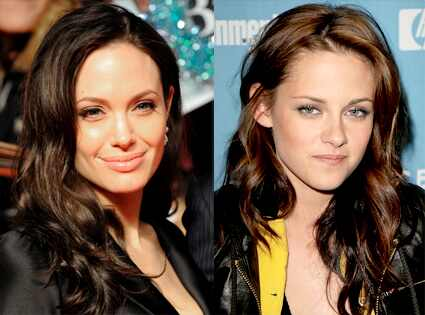 Kristen Stewart Fansites on Kristen Stewart To Replace Angelina Jolie In Wanted 2