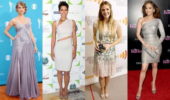 Taylor Swift, Halle Berry, Drew Barrymore, Jennifer Lopez