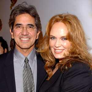 Peter Lopez, Catherine Bach