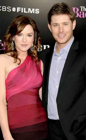 jensen ackles married. Jensen Ackles, Danneel Harris