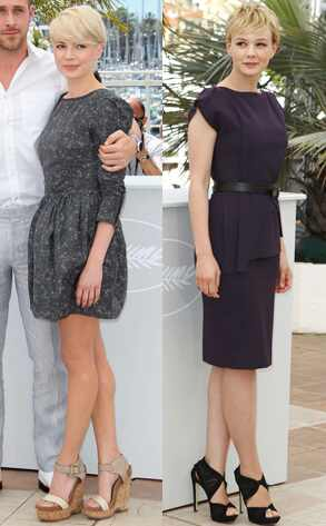 Michelle Williams, Carey Mulligan