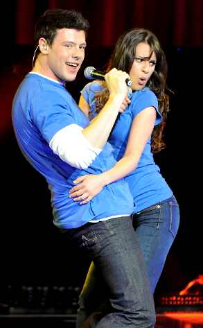lea michele and cory monteith getting married. Lea Michele, Cory Monteith