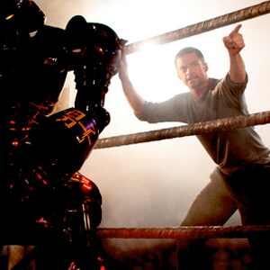 Hugh Jackman, Real Steel