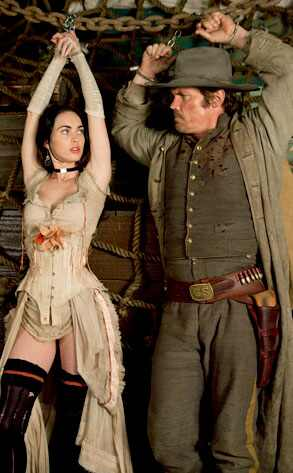 Megan Fox, Josh Brolin, Jonah Hex