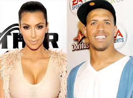 love between kim kardashian and miles austin