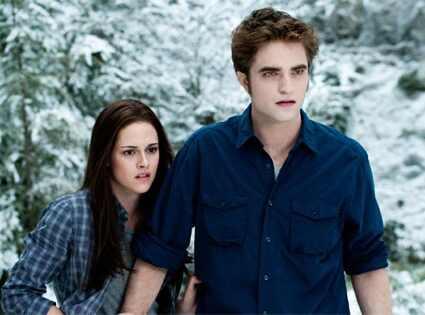Kristen Stewart, Robert Pattinson, Eclipse