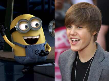 Despicable Me, Justin Bieber Universal Pictures and Illumination