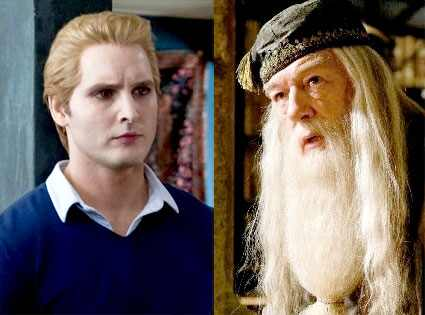 Crepúsculo vs. Harry Potter