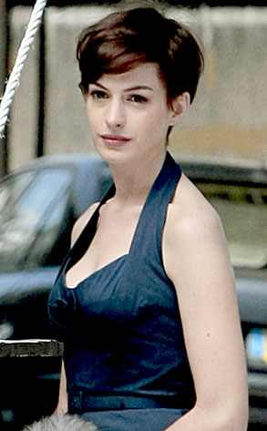 anne hathaway short hair bride wars