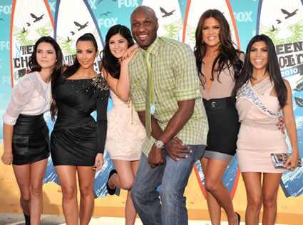 Kendall Jenner Kardashian on Kendall Jenner  Kim Kardashian  Kylie Jenner  Lamar Odom  Khloe