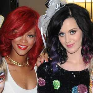 Katy Perry, Rihanna