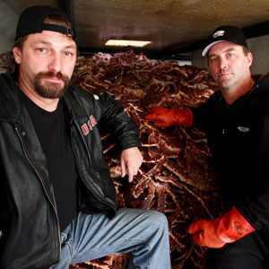 Johnathan Hillstrand, Andy Hillstrand, Deadliest Catch