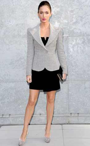 Business Class from Me... Megan Fox Business