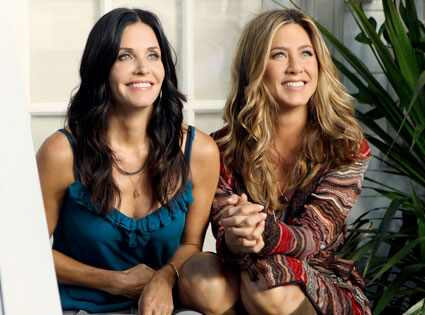 jennifer aniston looks like man. Jennifer Aniston, Courteney