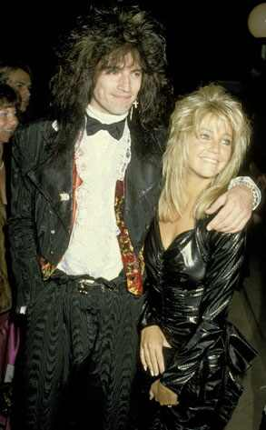 Heather Locklear, Tommy Lee