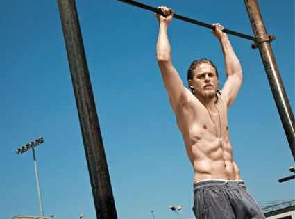 Charlie Hunnam, Men?s fitness