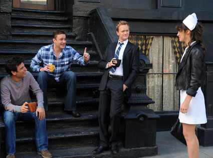 How I Met Your Mother, Cobie Smulders, Jason Segel, Josh Radnor, Neil Patrick Harris