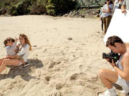 jennifer lopez twins gucci. Jennifer Lopez Gucci
