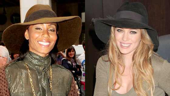 Jada Pinkett Smith, Hilary Duff