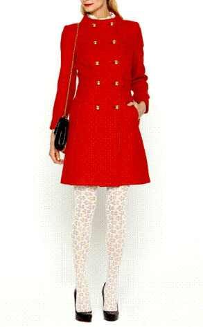 Milly Bastille Coat