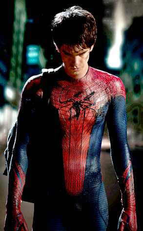 Andrew Garfield, Spiderman