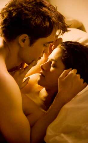 kristen stewart twilight breaking dawn. Certainly not the Twilight