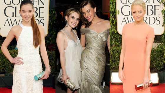 Hailee Steinfeld, Emma Roberts, Emma Stone