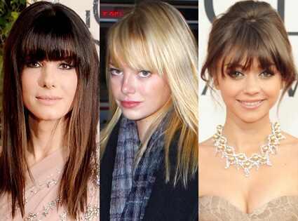 Sandra Bullock, Emma Stone, Sarah Hyland