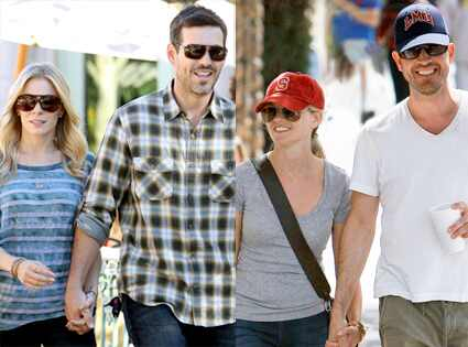 Cupid's Pulse, celebrity couples, dating advice, LeAnn Rimes, Eddie Cibrian, Reese Witherspoon, and Jim Toth, engagement