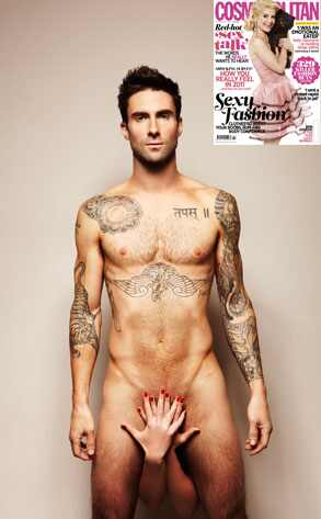 adam levine testicular cancer. Adam Levine, Cosmopolitan UK