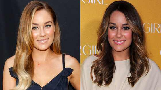 lauren conrad new hair color. Lauren Conrad