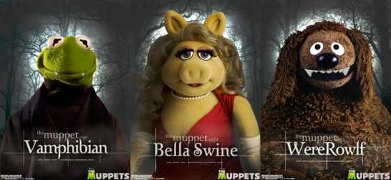 Muppets, Twilight