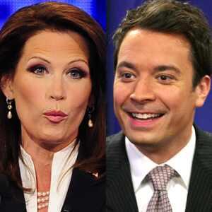Michelle Bachmann, Jimmy Fallon