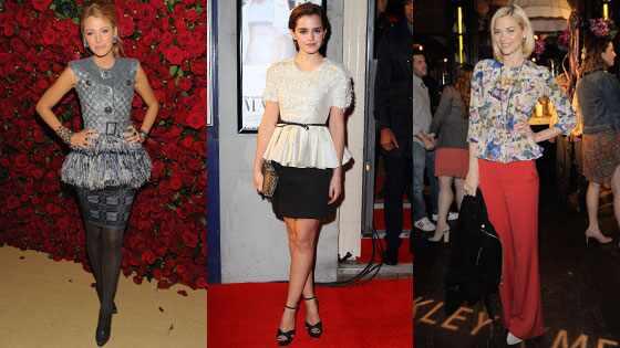 Blake Lively, Emma Watson, Jamie King