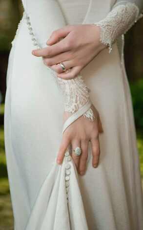 FOTOS > Conoce los detalles del vestido de novia de Bella Swan ...