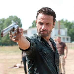 Andrew Lincoln, Walking Dead