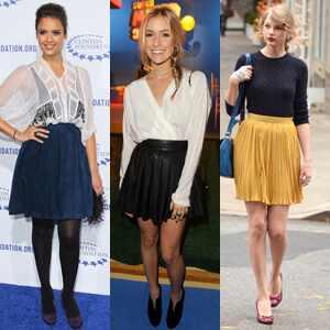 Jessica Alba, Kristin Cavallari, Taylor Swift