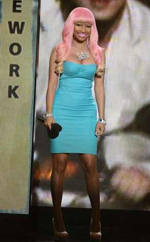 Nicki Minaj, Grammy Nominations Concert