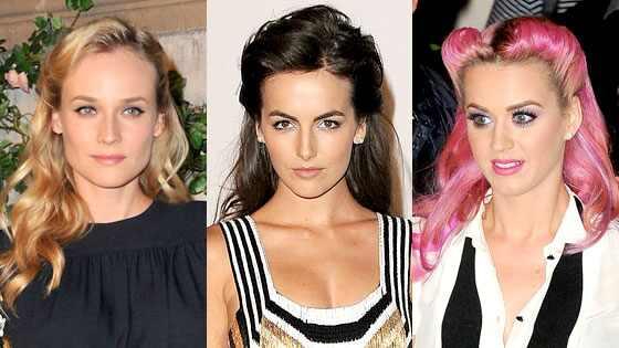 Diane Kruger, Camilla Belle, Katy Perry